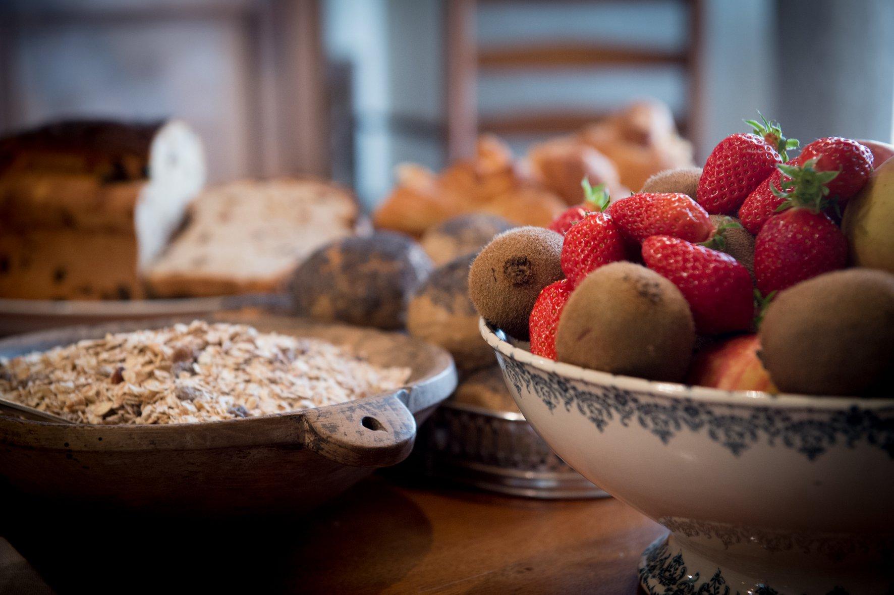 Le Rêve d'Aghon chambre d'hôte Bagnères de Bigorre petit déjeuner 2